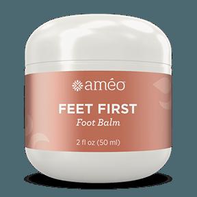FEET FIRST Foot Balm