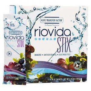 4Life® Transfer Factor® RioVida  Stix® Tri-Factor Formula